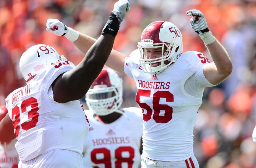 The Hoosiers earn a 31-27 victory over number 18 Missouri