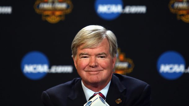 Mark Emmert  Image: Getty Images