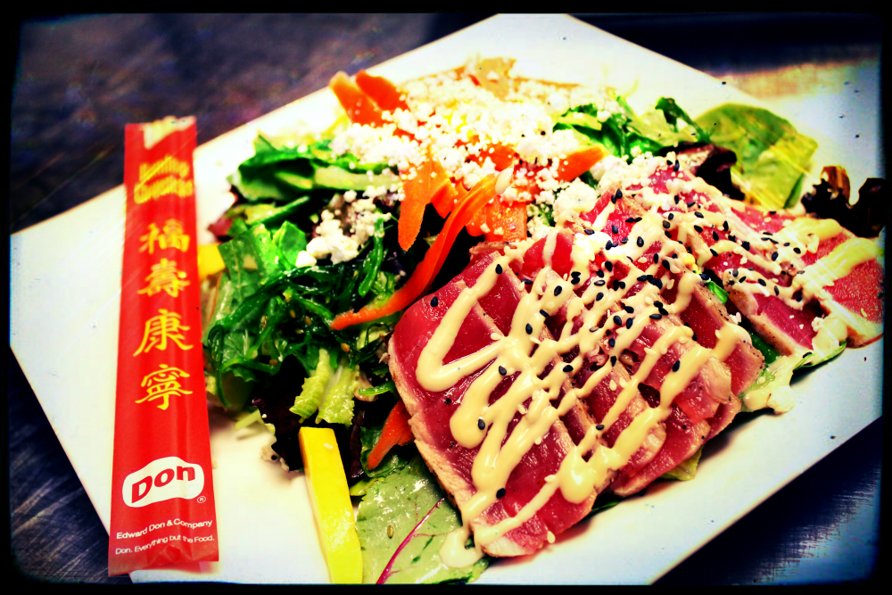 Tuna Salad from Americana Restaurant & Lounge