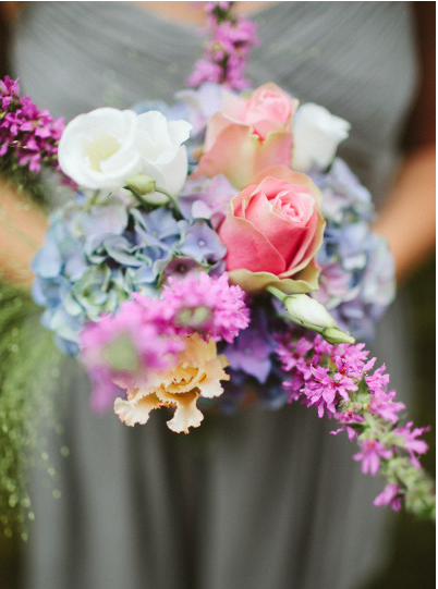 Local floral bouquet, Custom Collection