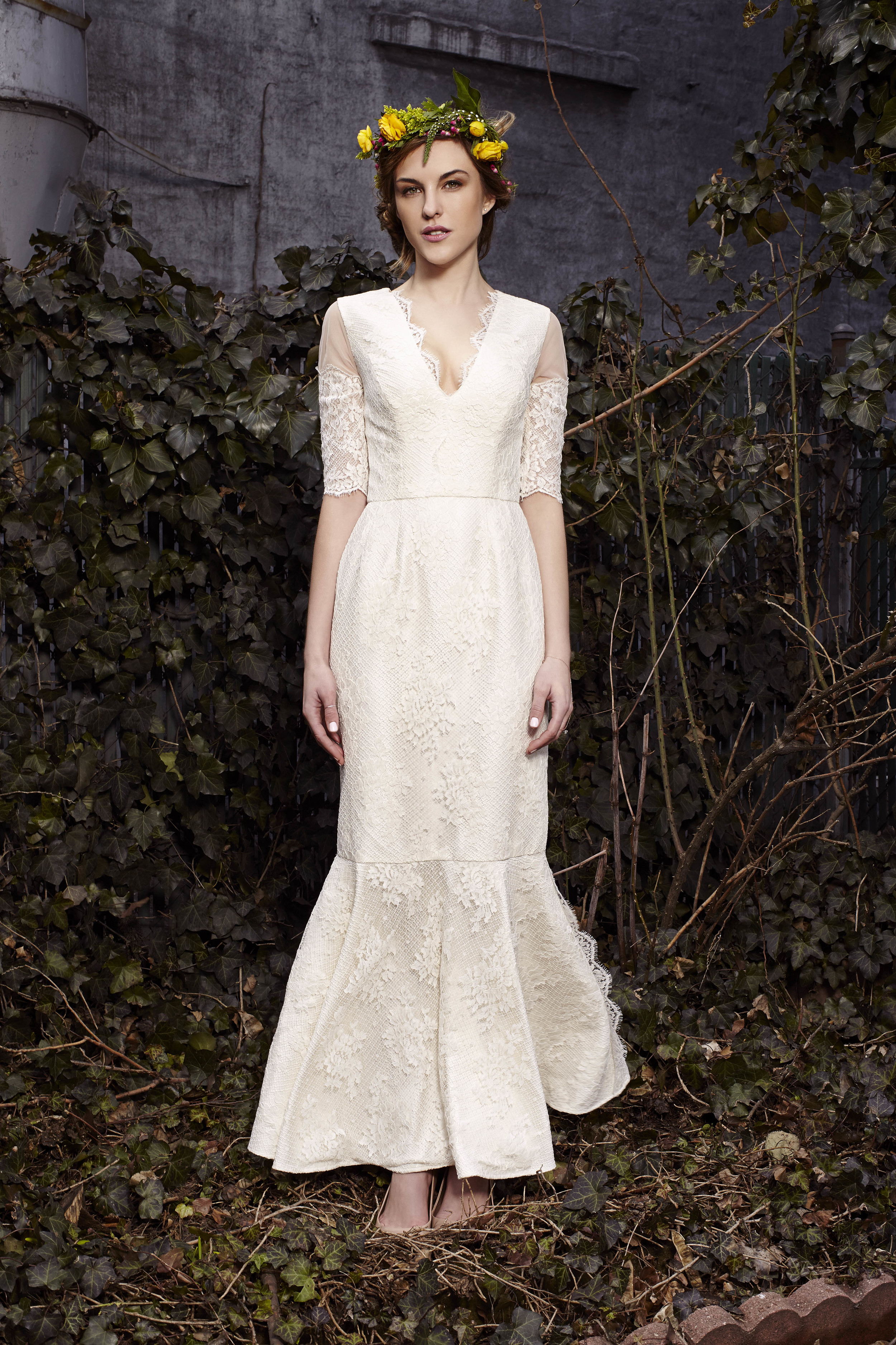 Sandrine Gown, Bridal Collection