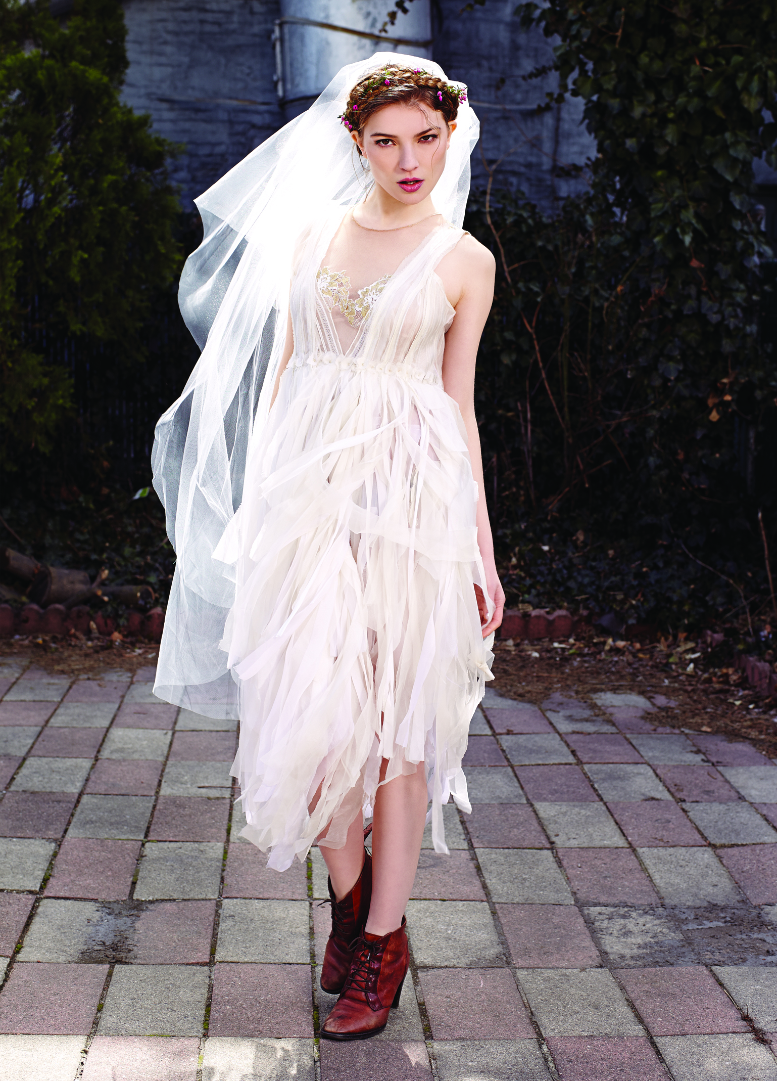 August, Bridal Collection
