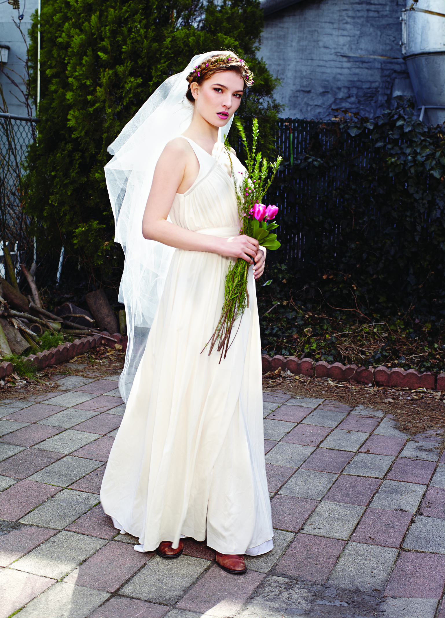 Xenia gown, Bridal Collection
