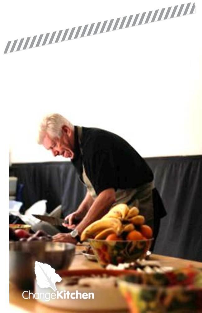 ChangeKitchen : Food Preparation Training Programme 2013