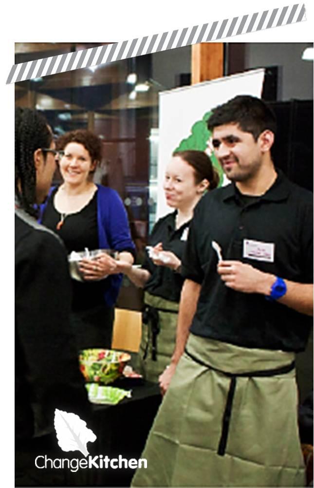 ChangeKitchen : Community Event 2012