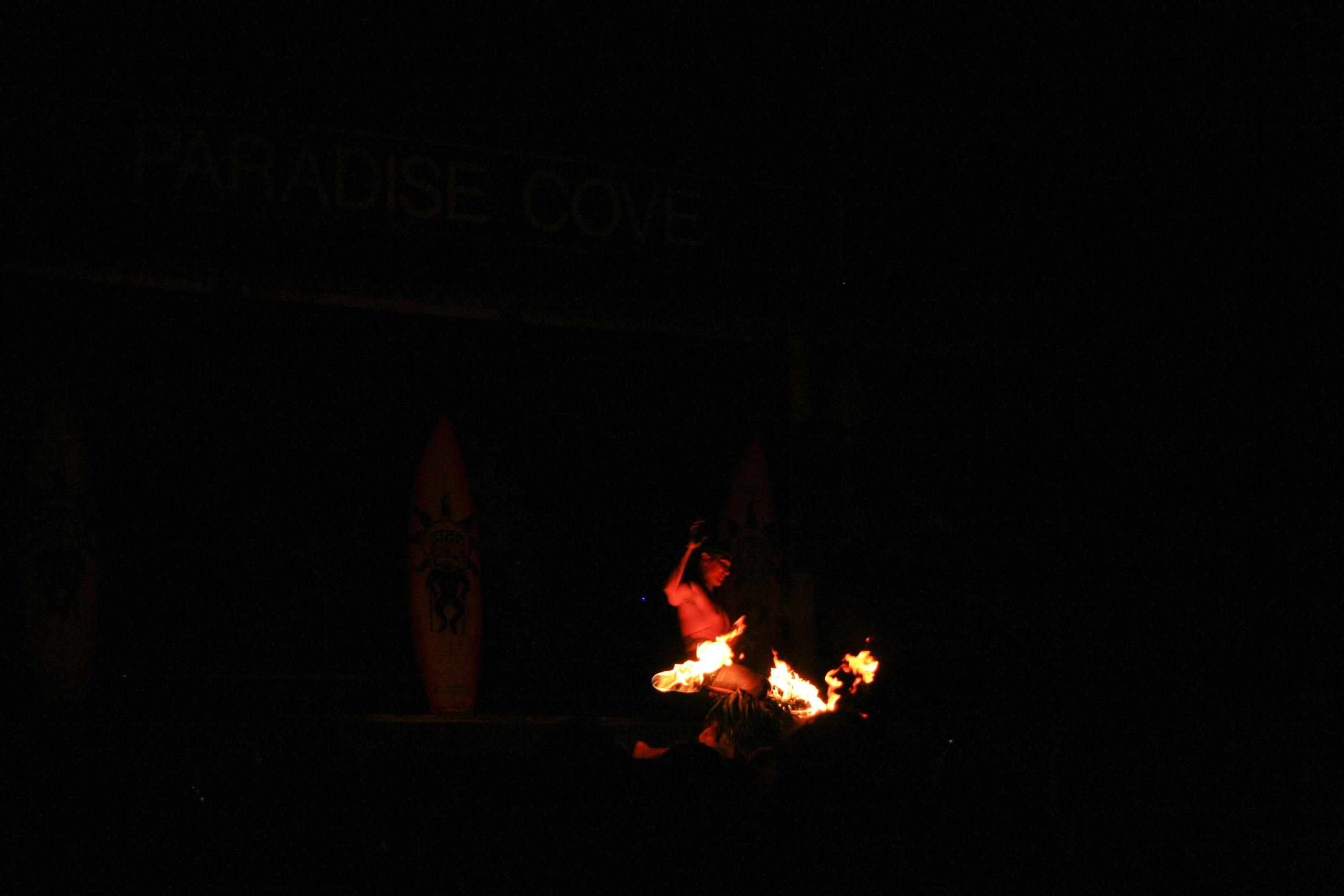 Fire Dancer!