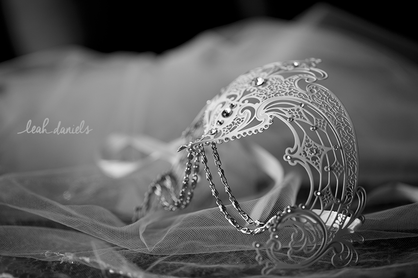 Kaleena and Joe ordered these beautiful custom designed masks for themselves and the entire wedding guest list!