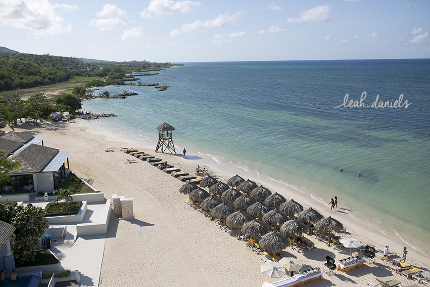 Check out this killer view of the resort from the Presidential Suite at the Iberostar Grand Rose Hall!