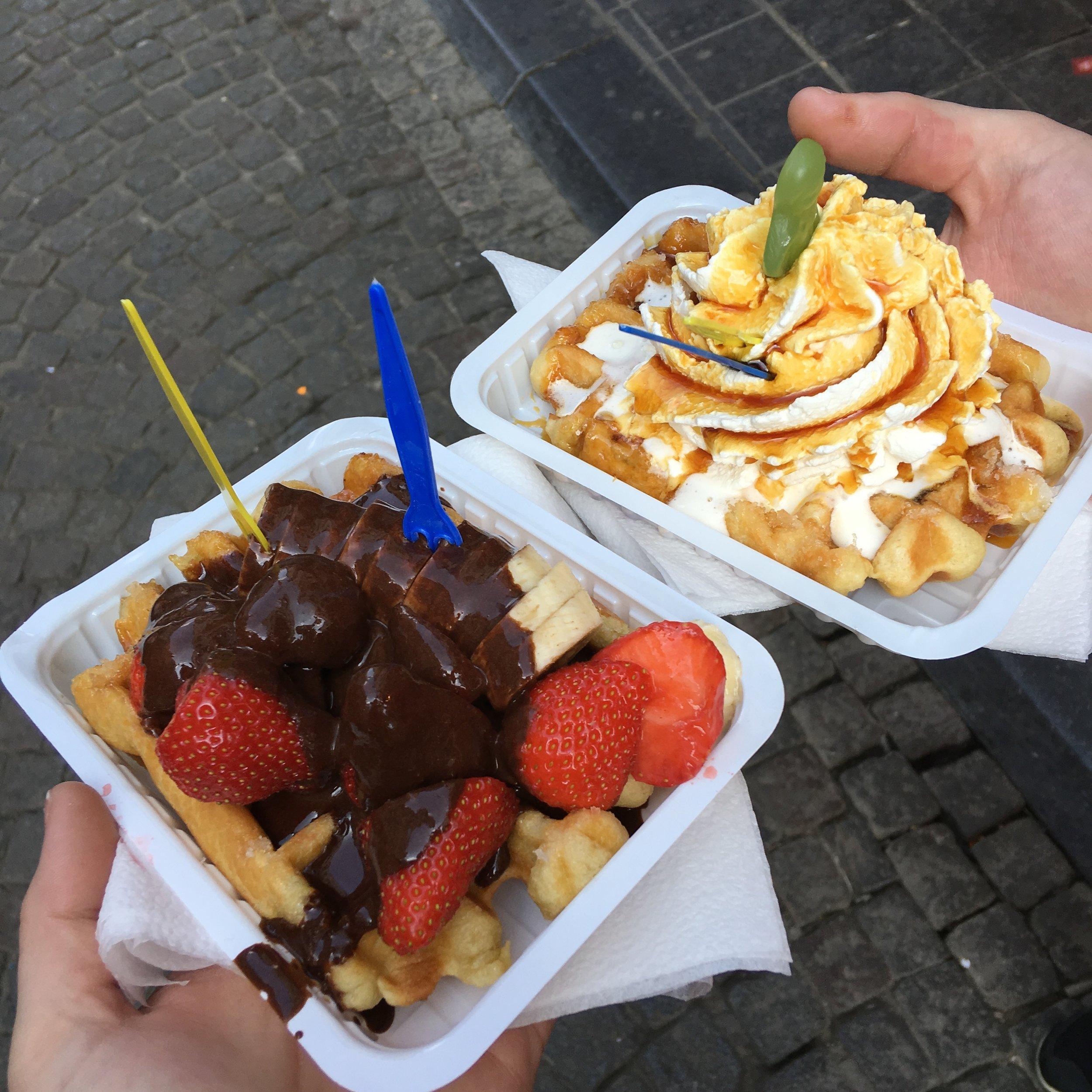 My everyday dream breakfast in one photo
