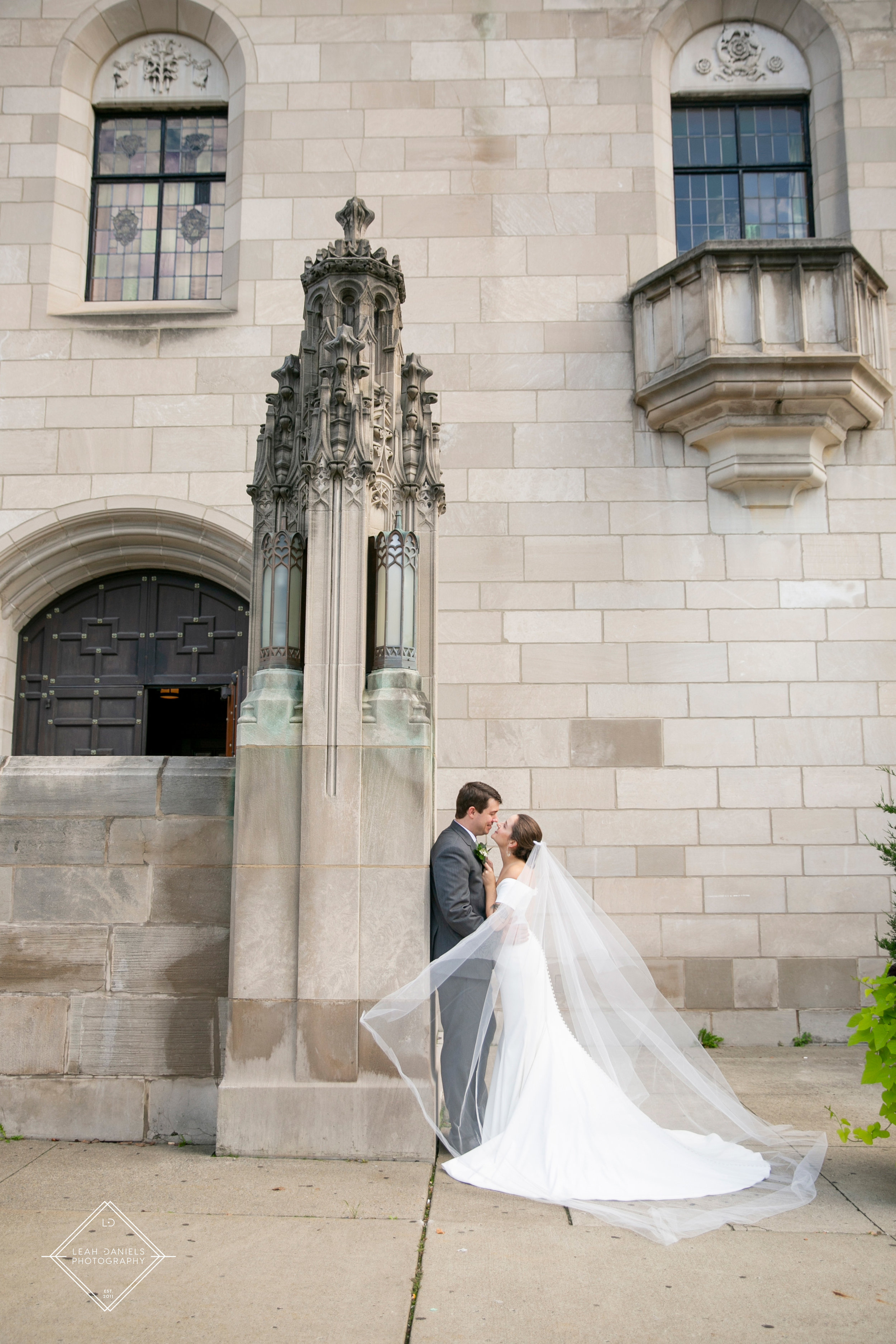 Scranton Wedding Photographers - Scranton Cultural Center