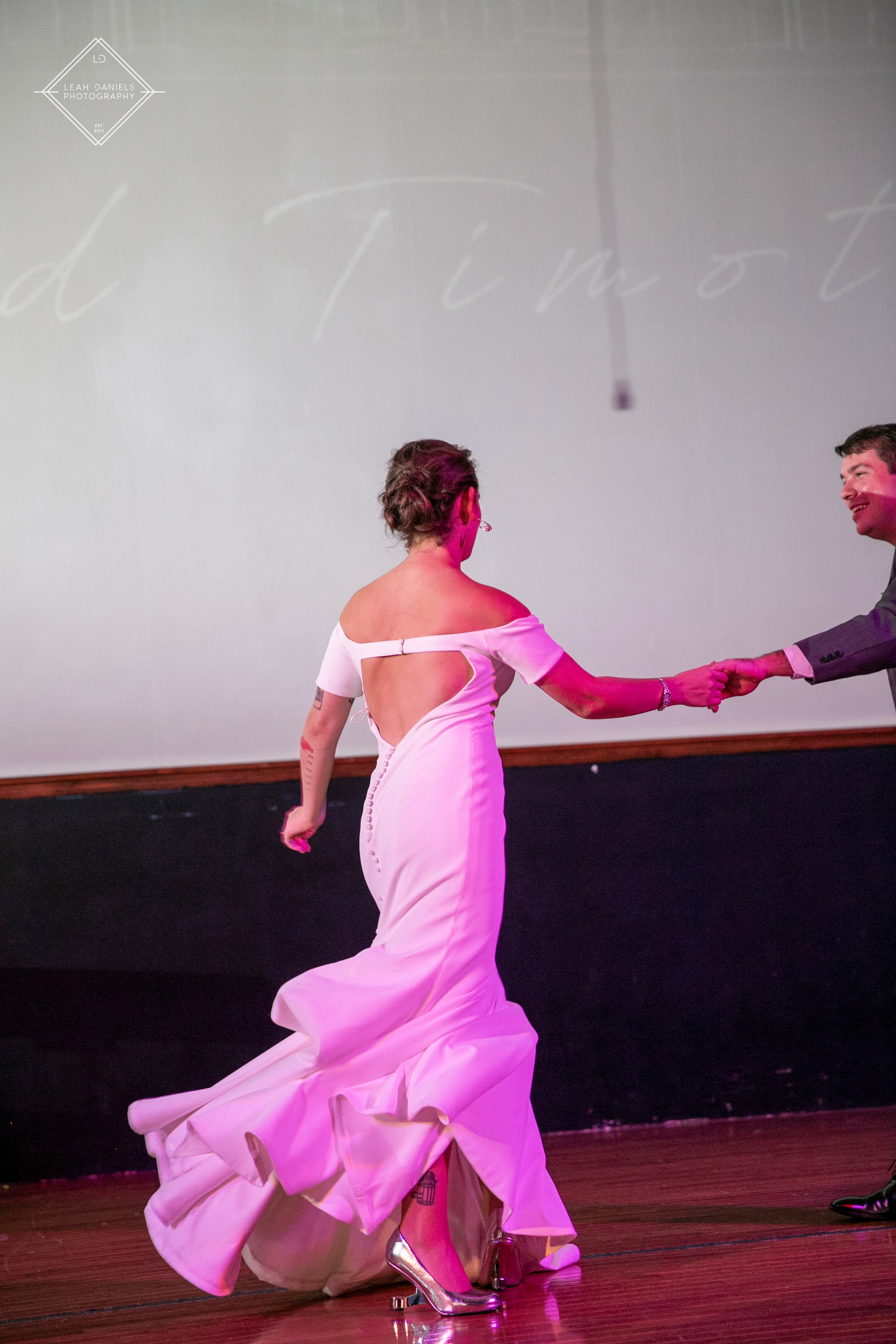 Scranton Wedding Photographers - First Dance