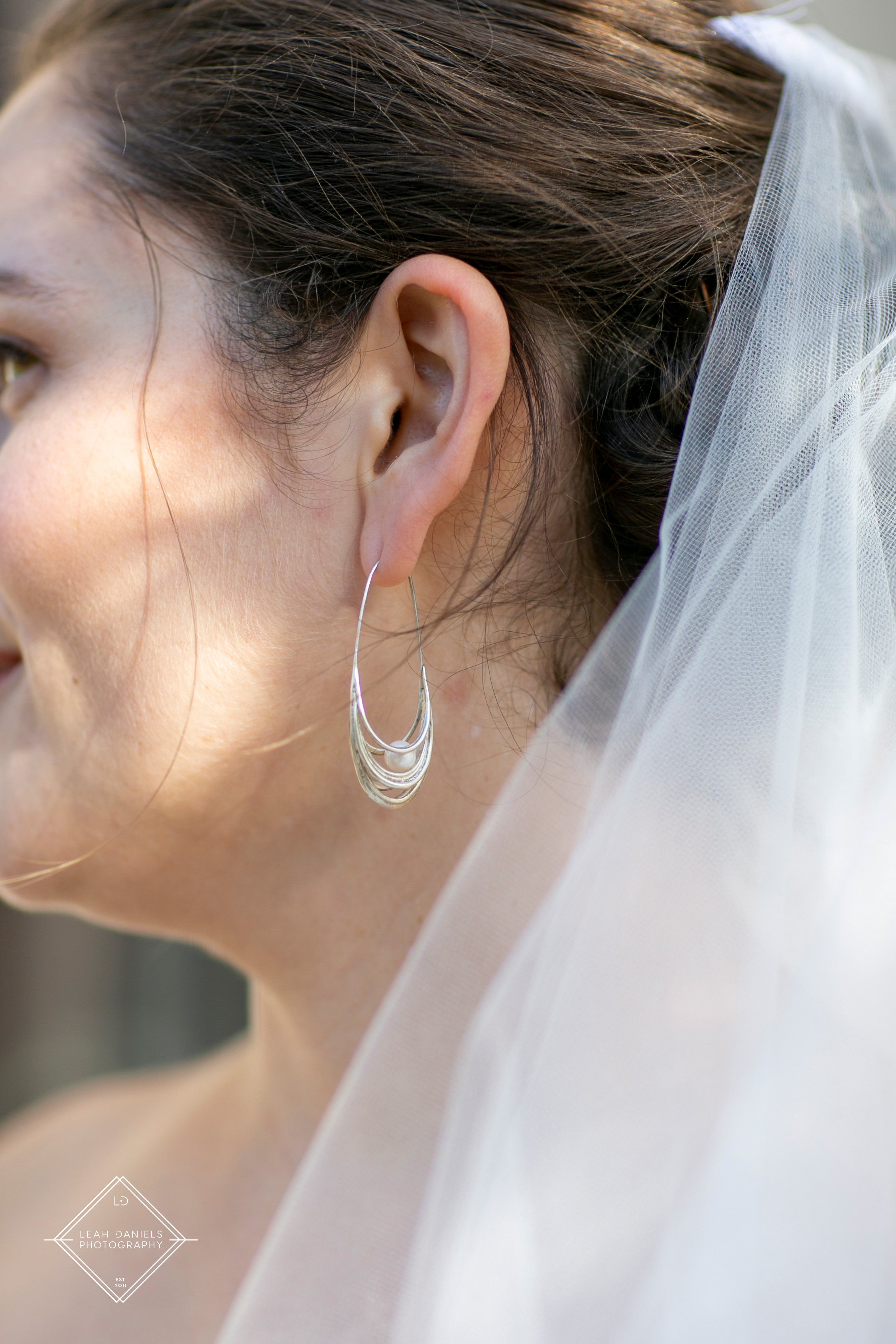 Scranton Wedding Photographers - Custom earring designs