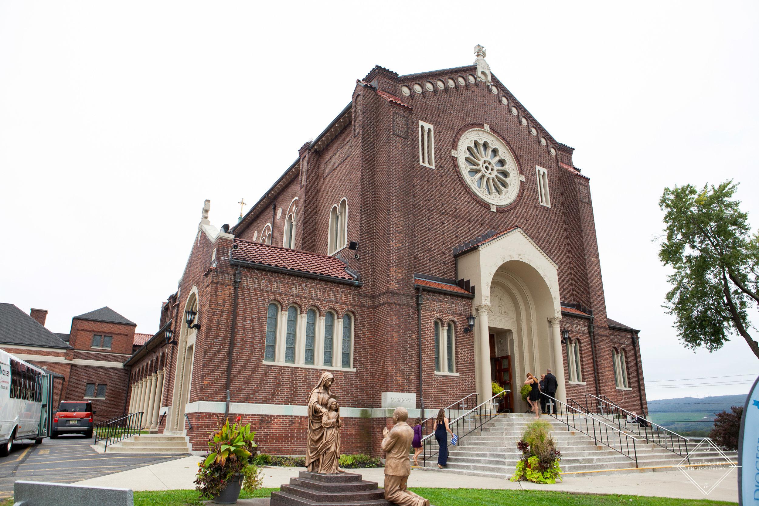 Saint Ann's Basilica Scranton