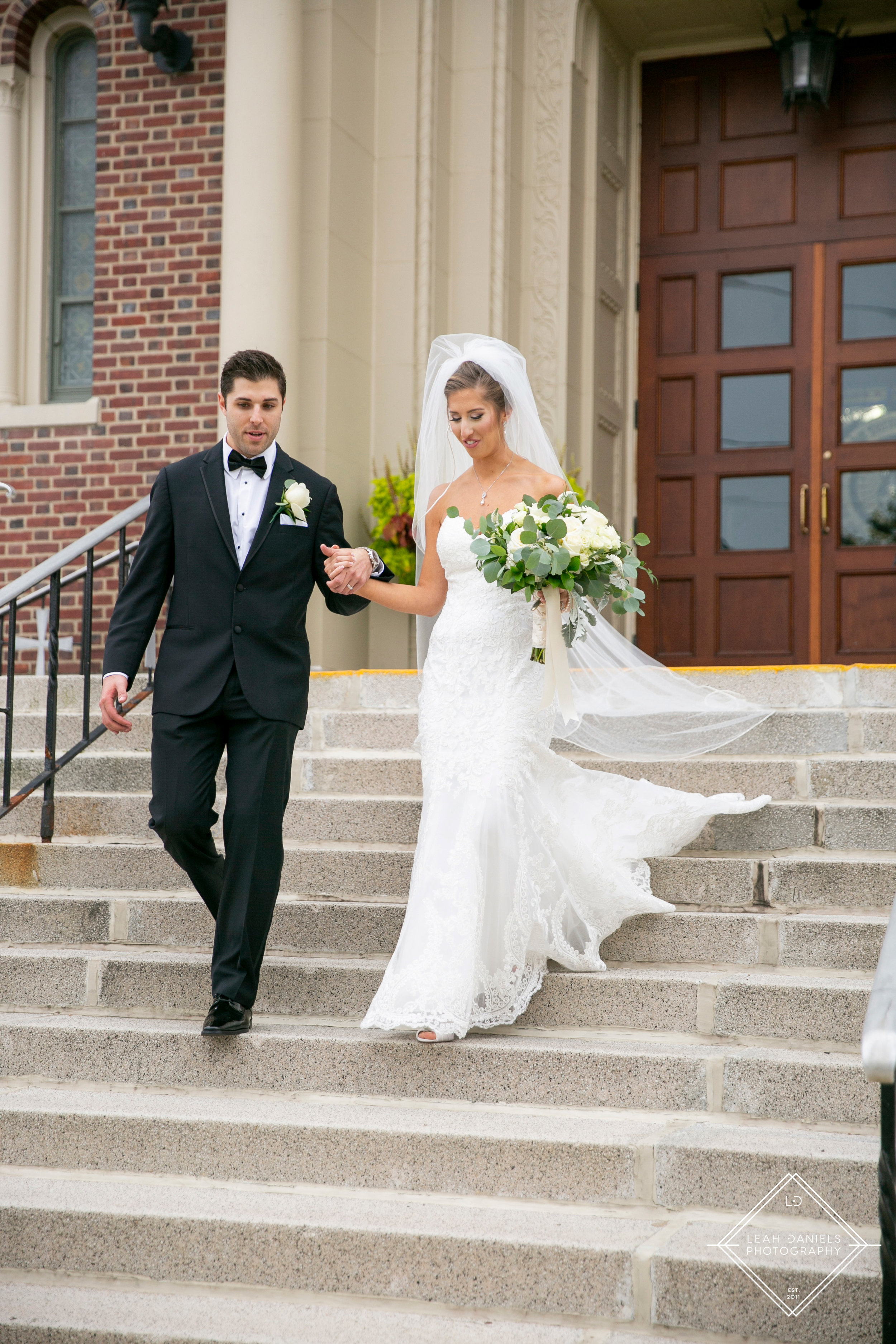 Saint Ann's Basilica Wedding