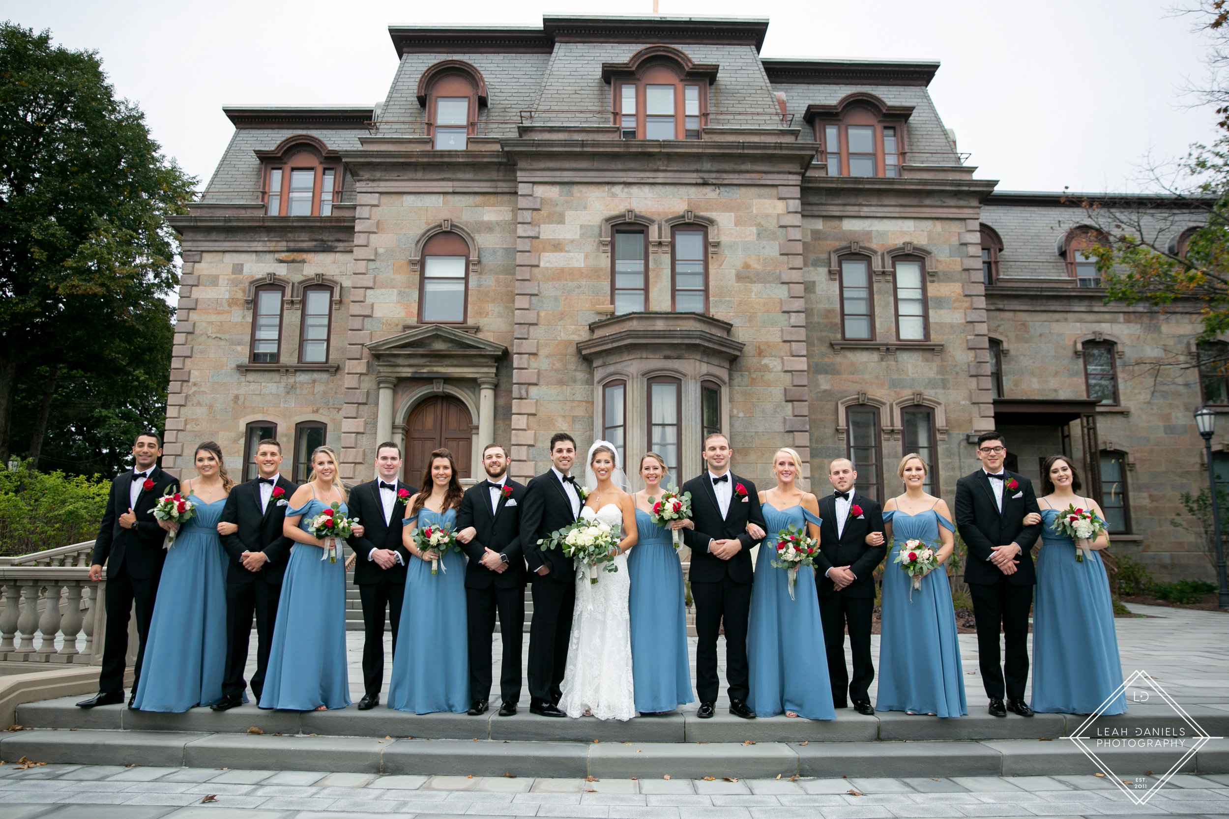 University of Scranton Wedding - The Estate
