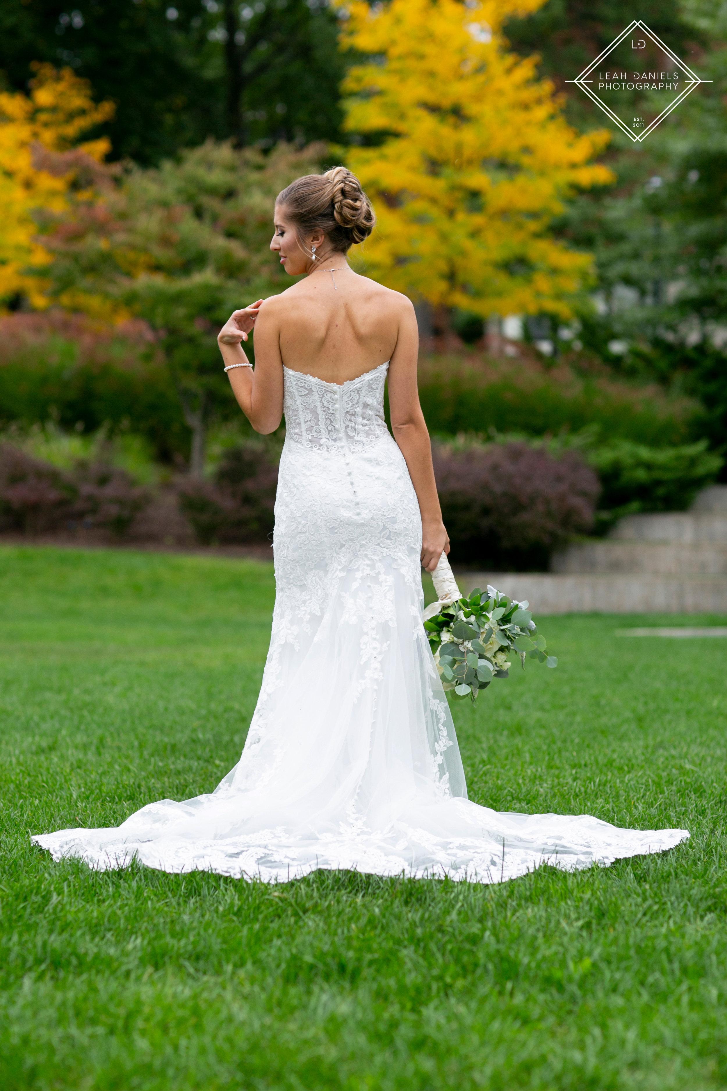 University of Scranton Wedding - Dione Green