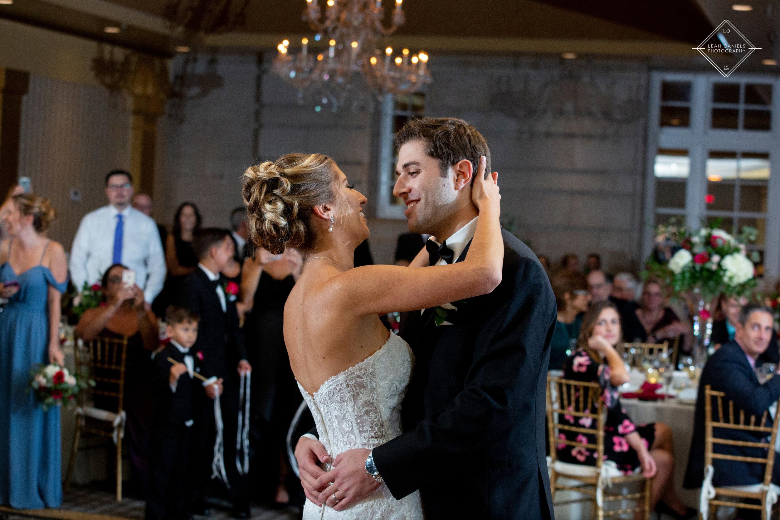 Radisson Scranton Wedding - First Dance
