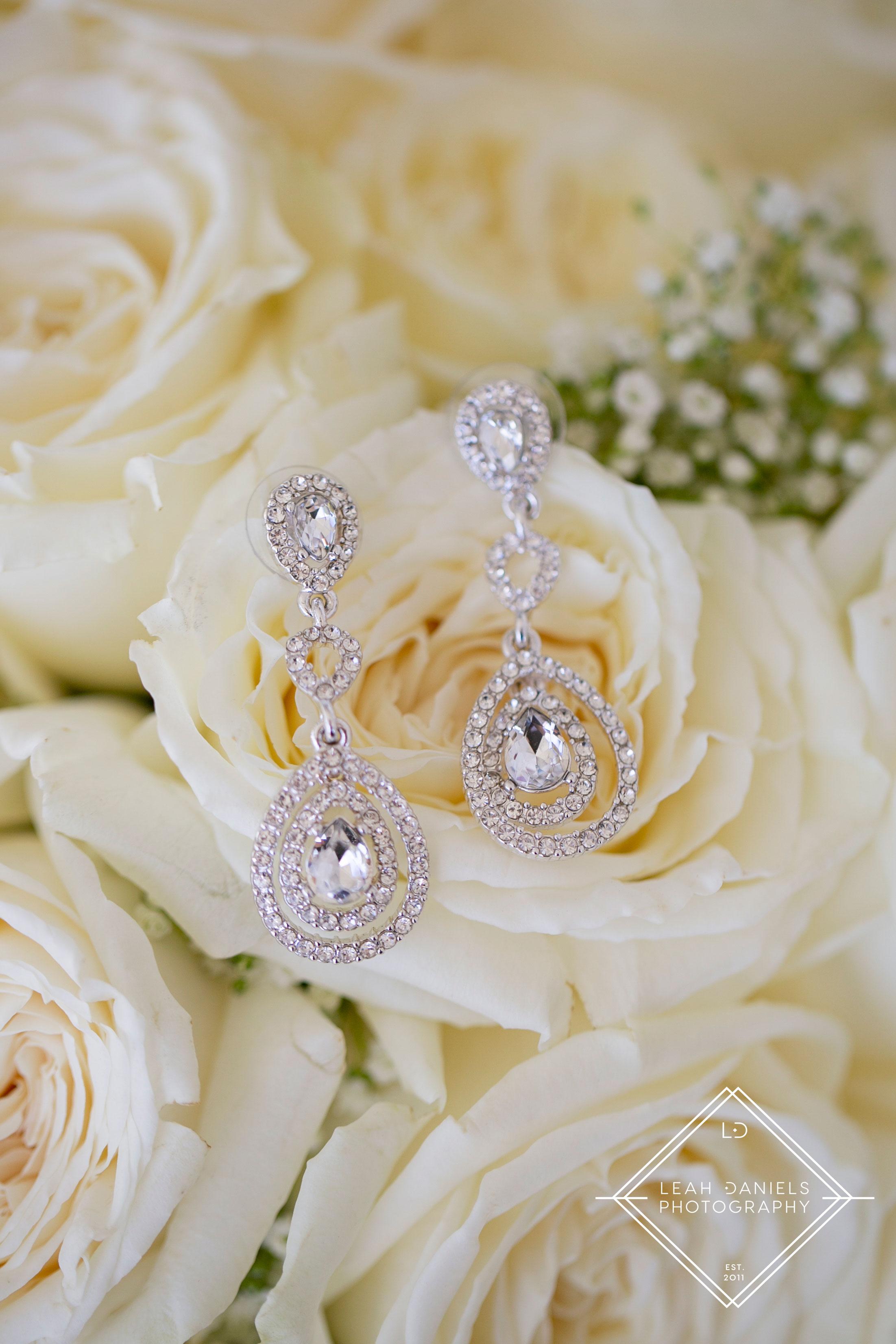 Scranton Wedding Photography - Jewelry Detail