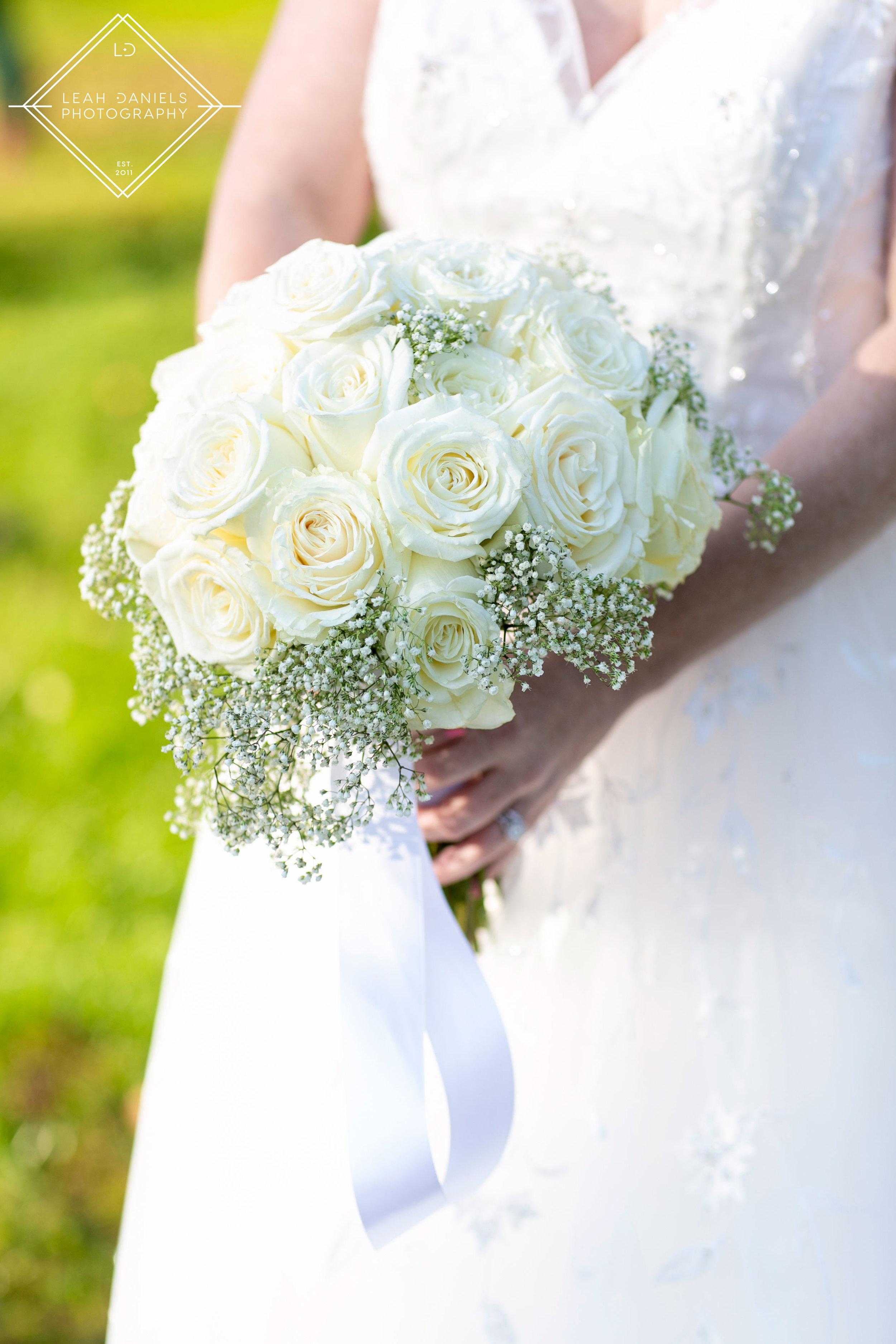 Scranton Wedding Photography - Nay Aug Park - Bouquet