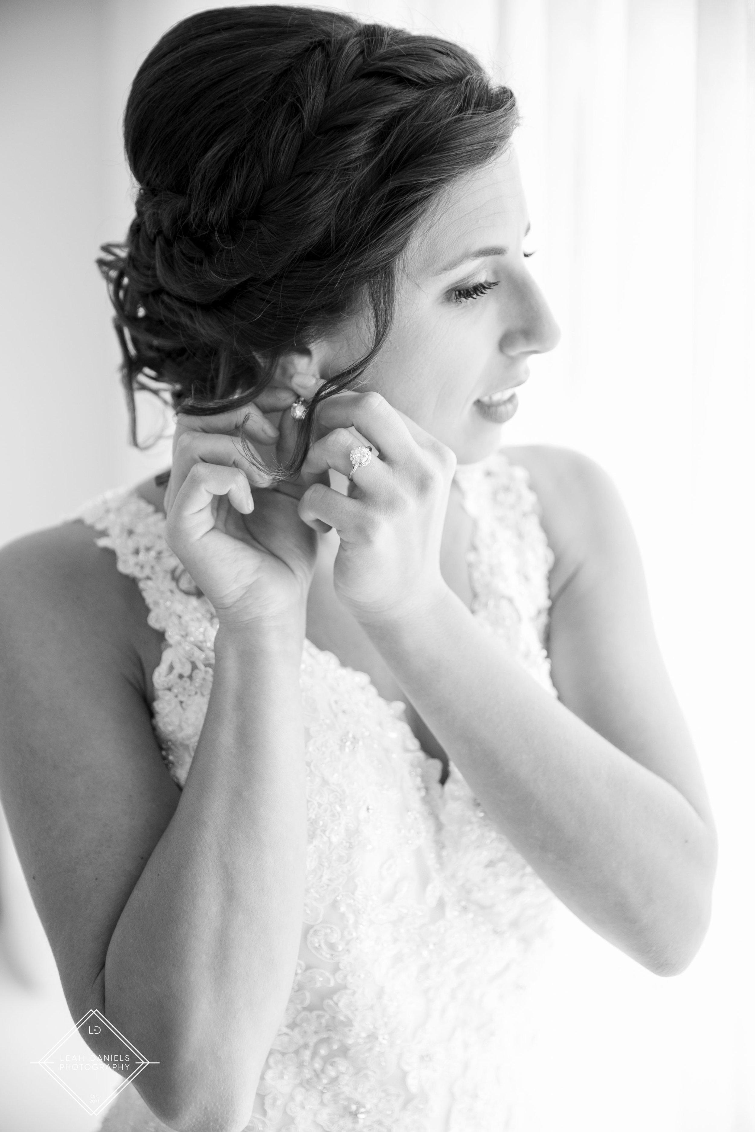 NOW Larimar Destination Wedding Photos; The Bride