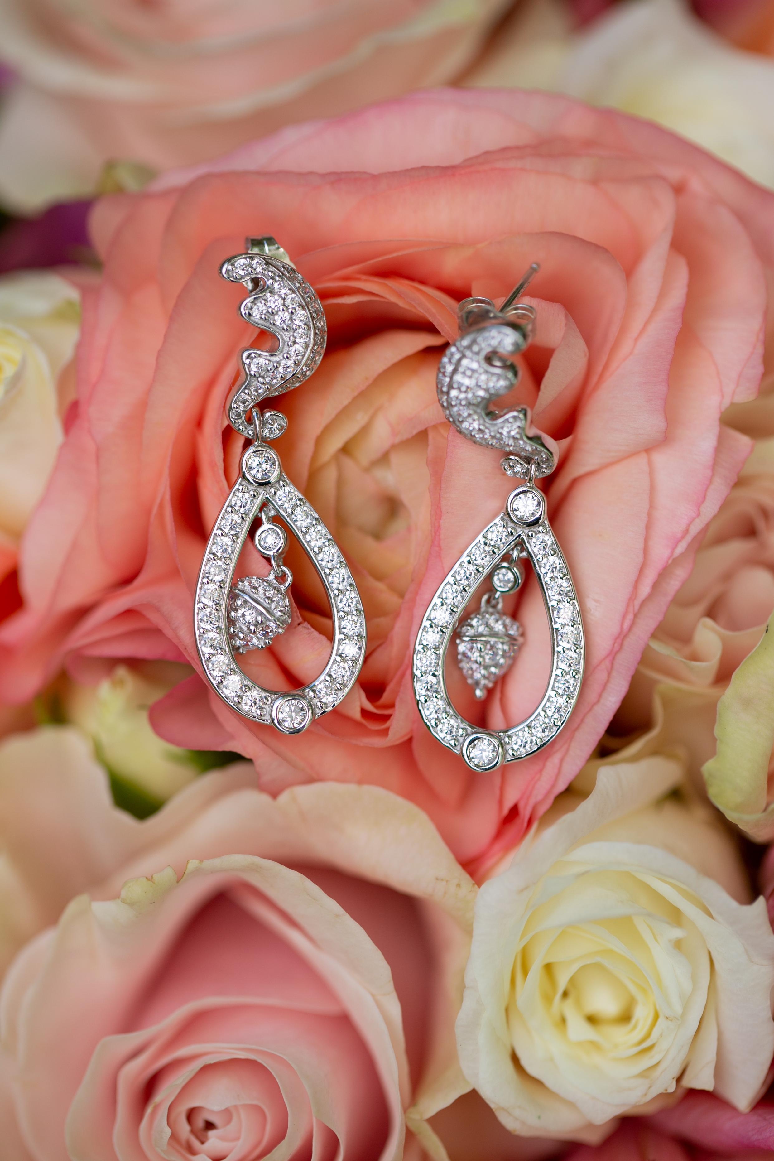 Duchess Cate earrings