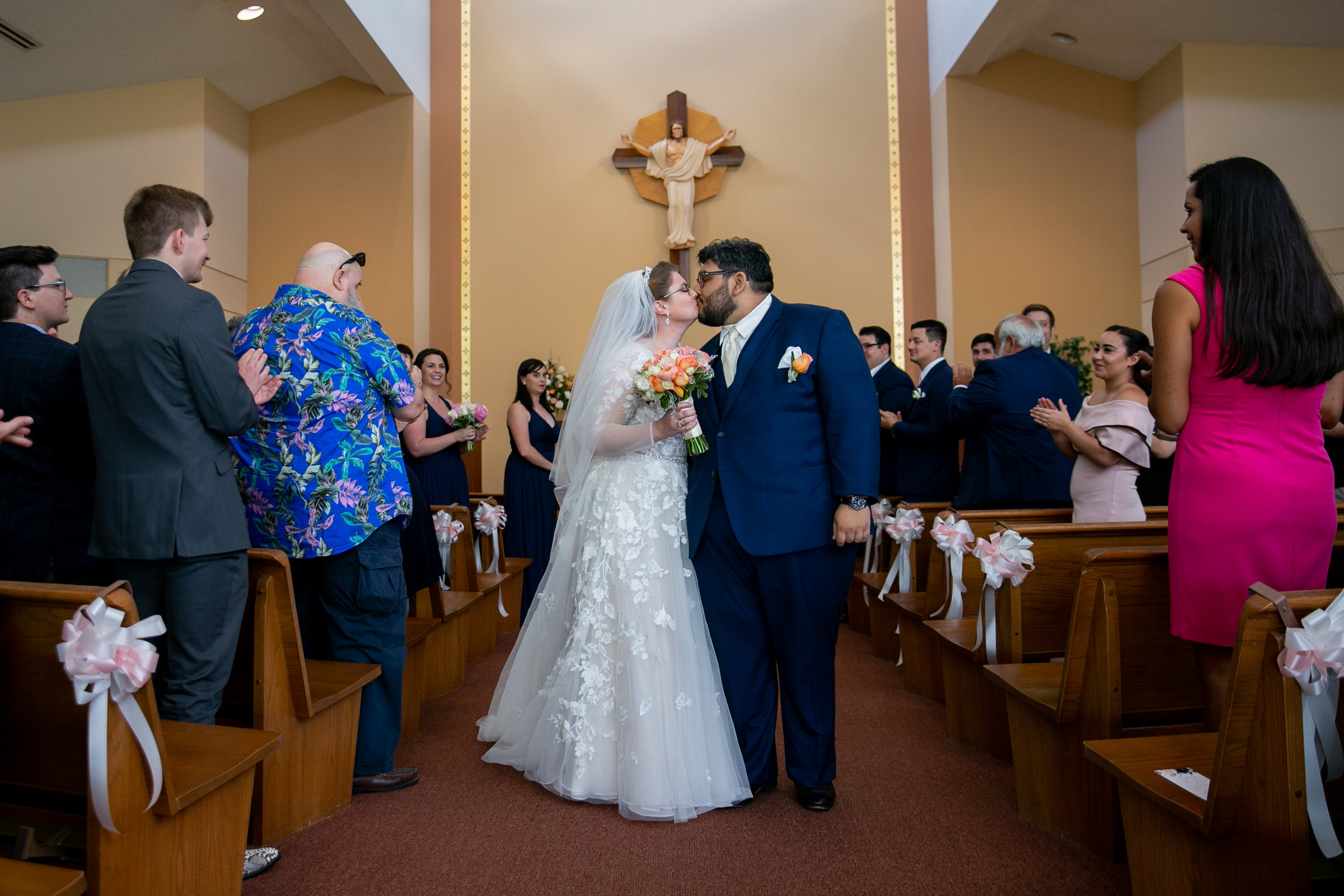 montdale country club wedding