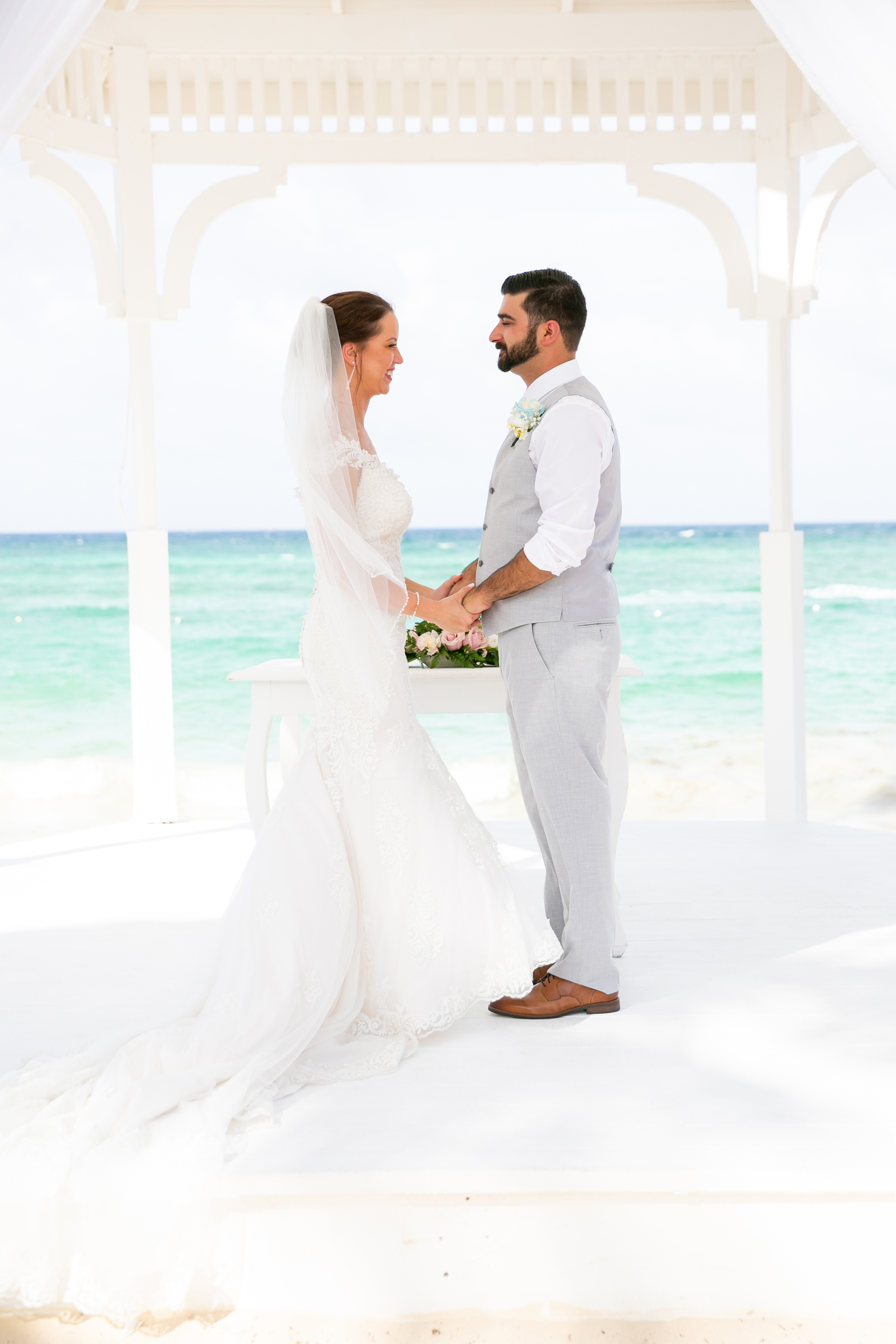 Majestic Colonial Punta Cana Destination Wedding Ceremony