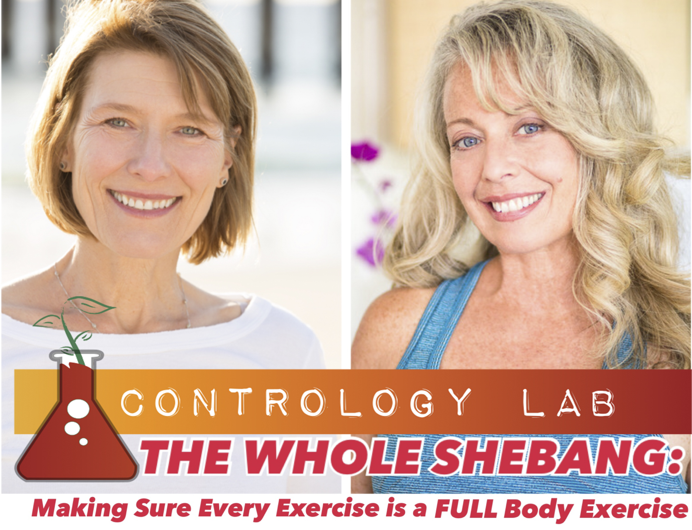 Contrology Lab with Dena Drotar and Debbie Young   Saturday, July 13th    3pm-4:30pm
