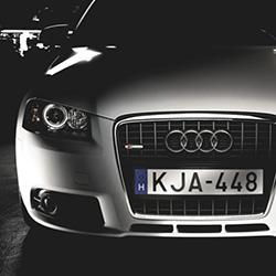 Audi A3 - Sylva reklám