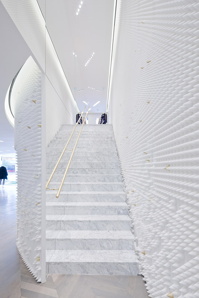 3.1 Phillip Lim flagship store in Seoul by NYC-based design office  Leong Leong