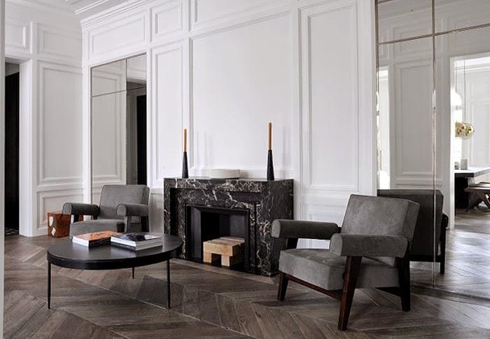 Interior by Joseph Dirand