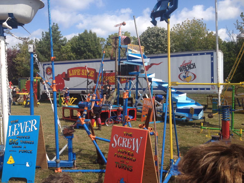 Always love seeing the Mouse Trap