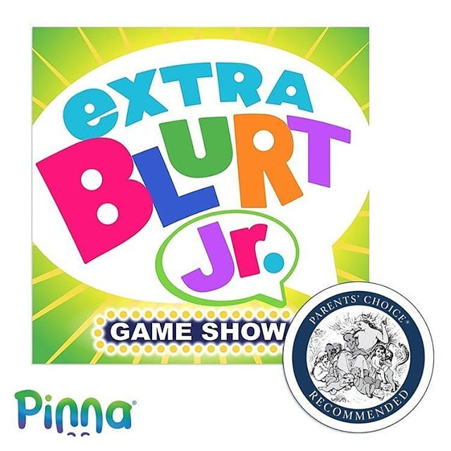 Huge Congrats to Pinna for winning 9 Parents Choice Awards! Two went to ExtraBLURT Jr. and Story Time with Benny and Buddy. Yay! We couldn't be prouder of these shows. Have you listened to our award winners yet? pinna.fm  #pinnaaudio  #parentschoiceawards #kidspodcast #podcastsforkids #extrablurtjr #bennyandbuddy