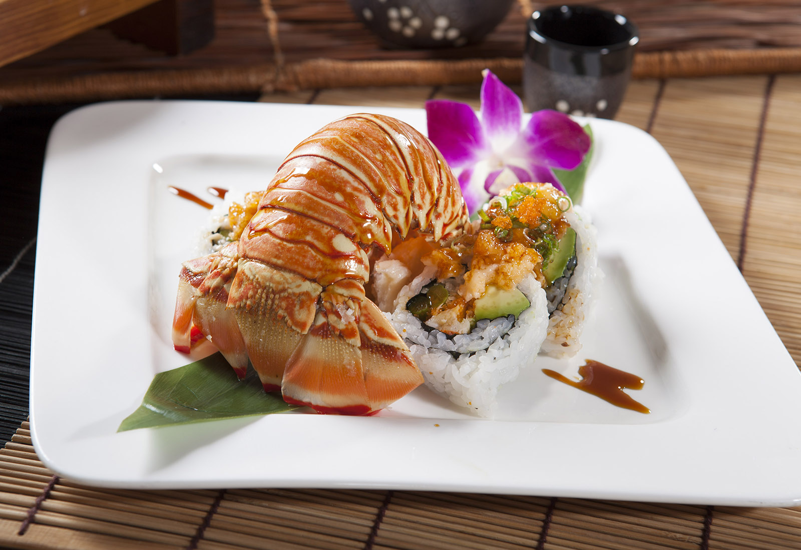 Lobster Tail Dynamite Roll
