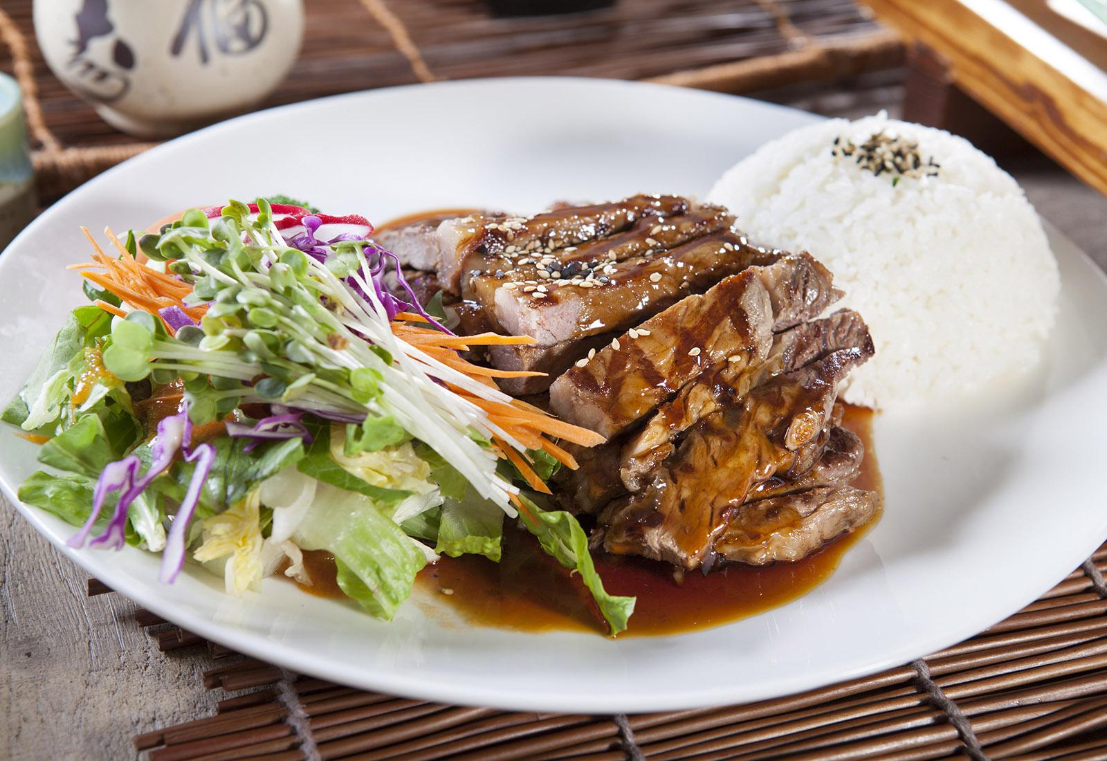 Japanese Steak Teriyaki