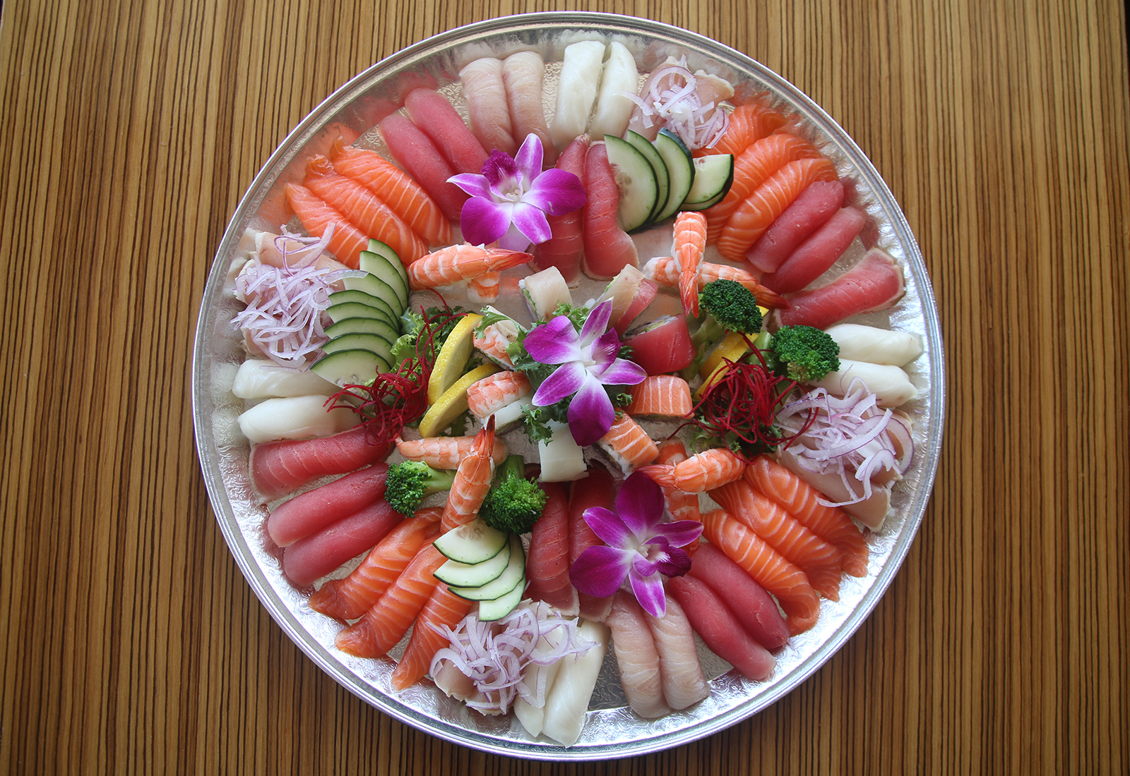 Sample A Party Platters