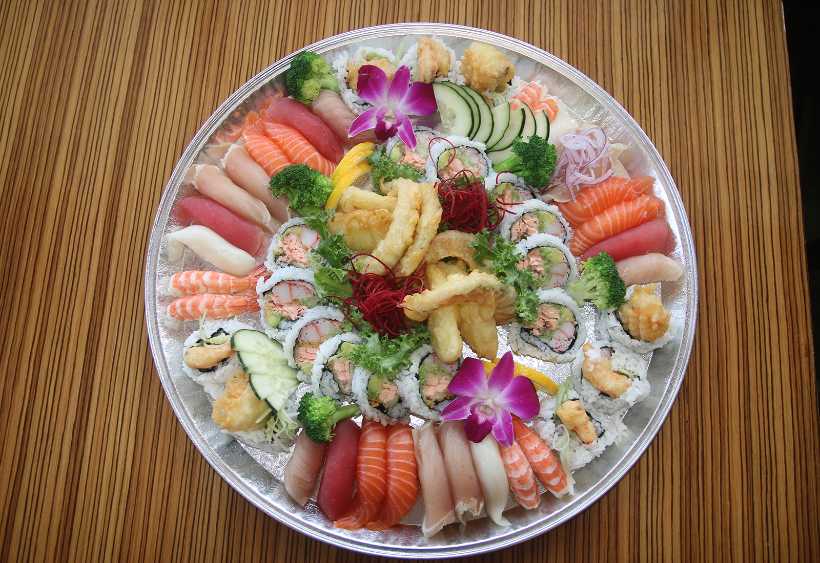 Sample B Party Platters