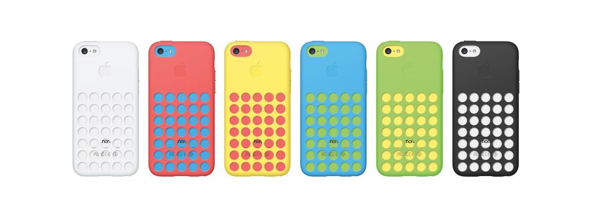 5c Cases