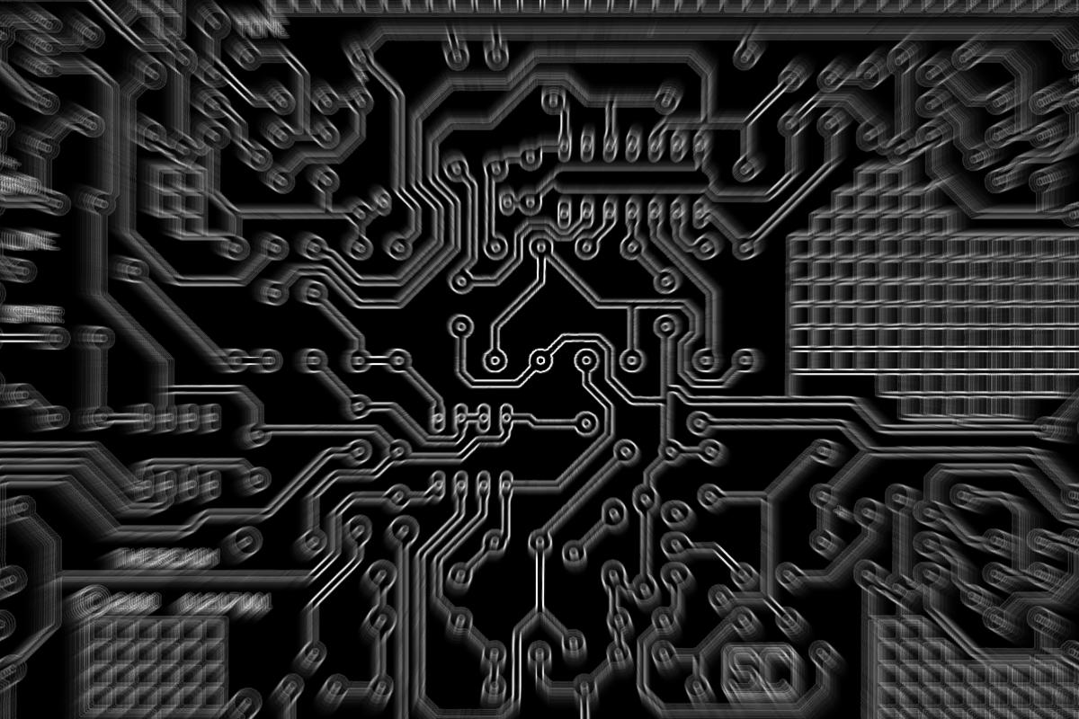 Image edited from an image downloaded via Google Image Search athttp://www.foggiest.net/pmwiki/uploads/Fog/circuitboard2.jpg
