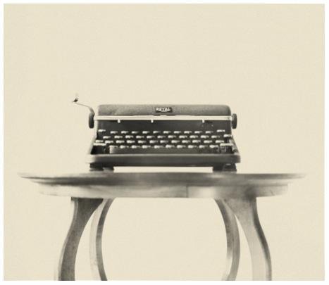 Jim Herrington   Norman Mailer's Typewriter , 2000