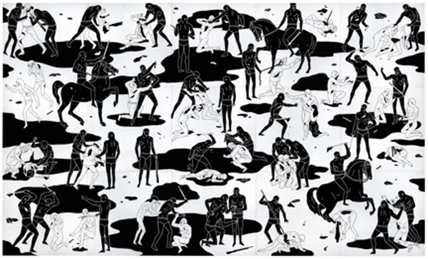 Courtesy of the Cleon Peterson and New Image Art, Los Angeles