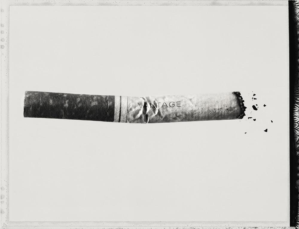 Jim Herrington   Betty Davis' Cigarette , 1999
