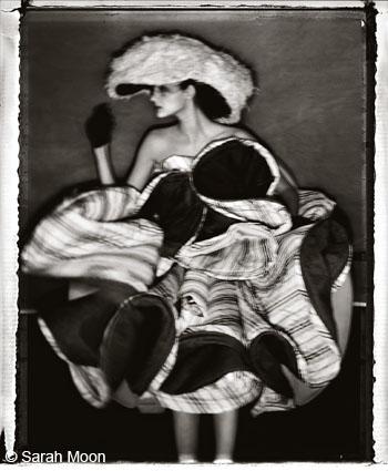 Garden Party, 1998, 15-3/4 x 19-1/2 Toned Silver Gelatin Photograh, Ed. 20