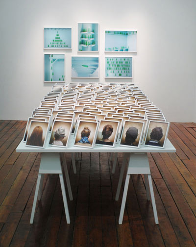 Chris Gentile  Let It Down , Installation View, 2011