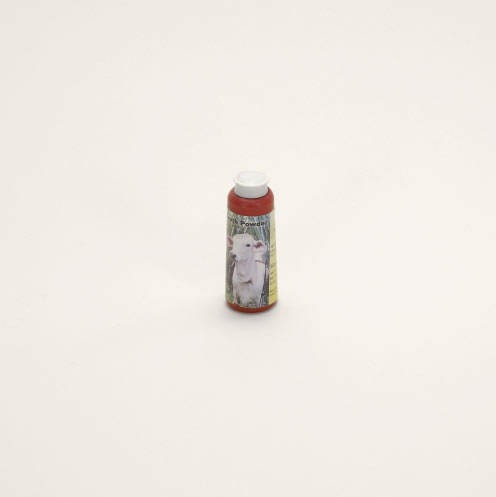 Taryn Simon,  Cow-dung toothpaste, India (mad cow, foot-and-mouth diseases; prohibited) , 2010, Archival inkjet print