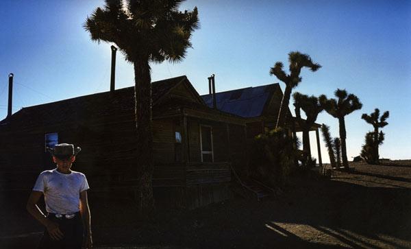 Inge Morath,   Ghost Town, Goldfield, Nevada , 1960, 13″ x 17 1/2″, Archival pigment print
