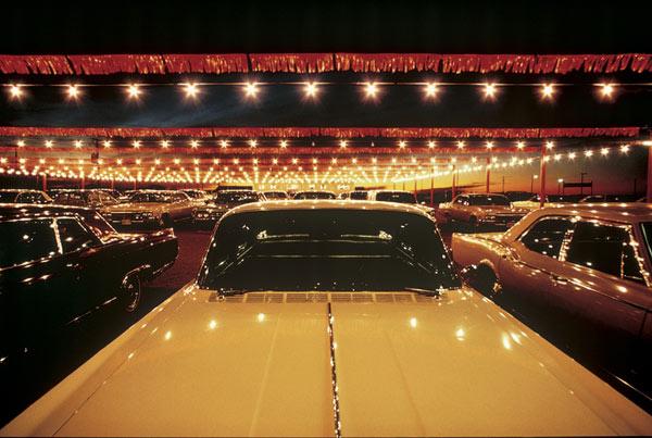 Pete Turner,  Texascape , 1968, 40″ x 60″, Dye transfer print