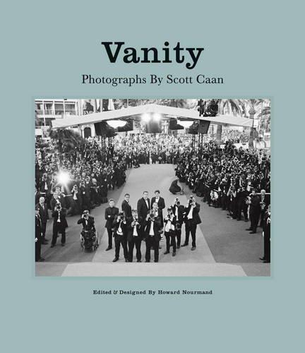 Scott Caan .  Vanity , book cover. Courtesy of Martha Otero Gallery.