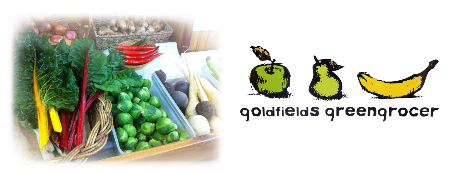 Goldfields Greengrocer For all your Local Organic Produce.    61 Ford St. Beechworth. Vic, 3747   03 57282303   goldfieldsgreen@bigbond.com