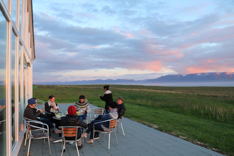 Baer Art Center, Northern Iceland